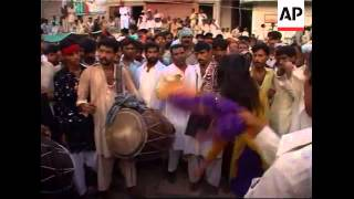 Sufi Festival In Pakistan