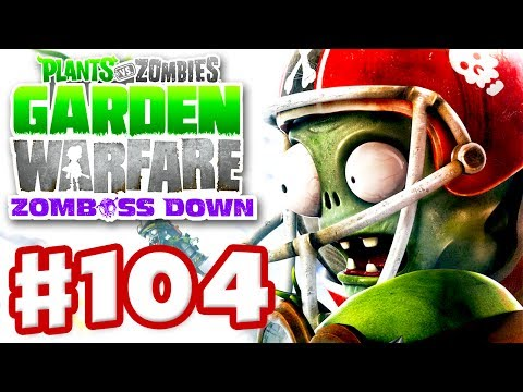 Plants vs. Zombies: Garden Warfare - Gameplay Walkthrough Part 104 - Gardens & Graveyards (Xbox One)