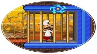 Papa Louie 2 Gameplay [Level 9] LAST LEVEL!