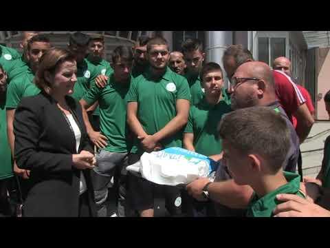Başkanın Videoları - PEHLİVANLARI KIRKPINARA HÜRRİYET UĞURLADI