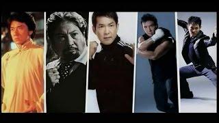 getlinkyoutube.com-Jackie Chan, Biao Yuen, Sammo Hung, Donnie Yen and Jet Li,Fighting scenes