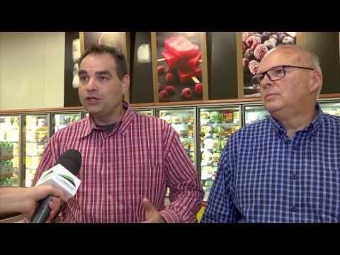 Des travaux de rafraîchissement au IGA Extra Boucherie Chouinard et Fils
