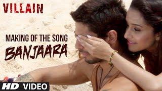 Making of Banjaara Song   Ek Villain   Mithoon   Mohd. Irfan