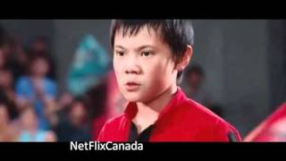 getlinkyoutube.com-The Karate Kid Final Fight (Dre Vs Cheng) Never Say Never