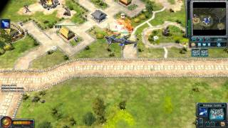 getlinkyoutube.com-Command and Conquer Red Alert 3 Uprising Allies Mission 1 End of Tradition