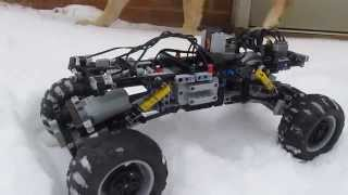lego technic rc buggy instructions