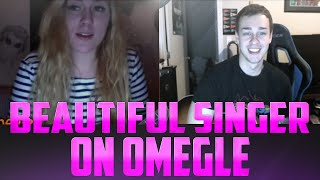 getlinkyoutube.com-Beautiful Singer On Omegle