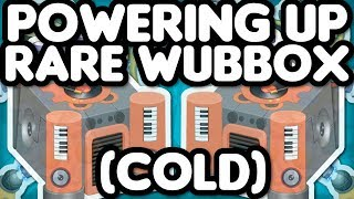 My Singing Monster - Powering Up (Cold Island) Rare Wubbox!