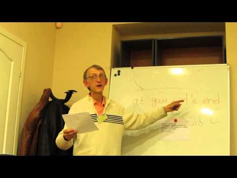 Ukraine, Kiev 2014: Toastmasters Club: Evaluation Speech
