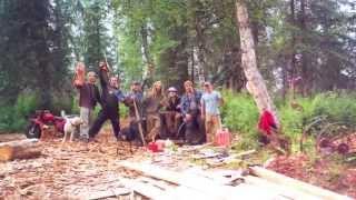 getlinkyoutube.com-Alaska Remote Cabin