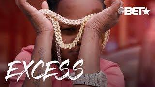 Pio's $225K Chain from Floyd Mayweather & DJ Khaled's Fav Shop, Pristine Jewelers   Excess w/ Pio width=