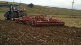 getlinkyoutube.com-HORSCH TIGER MT in corn