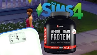 getlinkyoutube.com-Sims 4 - Incredible Weight Gain