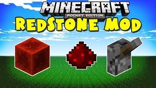 getlinkyoutube.com-[0.10.5] Redstone MOD! - Minecraft Pocket Edition
