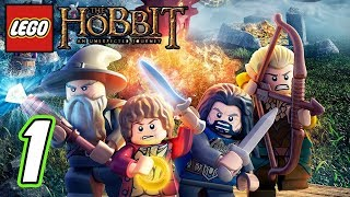 getlinkyoutube.com-LEGO The Hobbit Video Game Walkthrough - Part 1 - (1080p) (Demo)