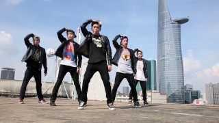getlinkyoutube.com-Dumbo Poreotics - Skrillex - wild for the night(remix) + Viet vina house :)