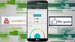getlinkyoutube.com-Burbujas en Whatsapp sin ser Root