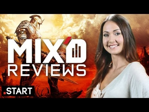 Mix'd Reviews - Kingdoms of Amalur, Darkness II & Neverdead