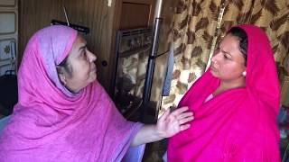 Nuh Sass ਨੂਹ ਸੱਸ | Punjabi Funny Video | Latest Sammy Naz