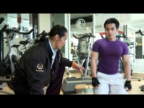 Binaraganet Video VII : Latihan Dada dengan Push Up