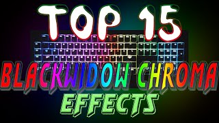 getlinkyoutube.com-Top 15 Blackwidow Chroma Lighting Effect Profiles (With Download)