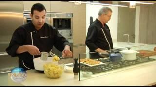 getlinkyoutube.com-Mundo Gourmet na TV 28/01/12 - Carne Louca e Rocambole de Batata da Tia Orgélia