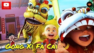getlinkyoutube.com-Upin & Ipin - Gong Xi Fa Cai [FULL] [HD]