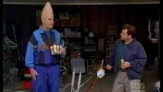 getlinkyoutube.com-Coneheads Deleted Scene - Larry's New Lawnmower