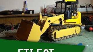 getlinkyoutube.com-CTI Laderaupe RC CAT 1:16 Erdbau Seidl