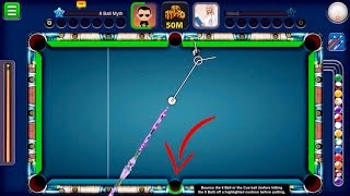 getlinkyoutube.com-8 Ball Pool - My Top 10 Best Shots | Trick Shots/Positional Shots