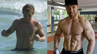 Simon Ulrich Body Transformation | Der-Muskelmacher.de