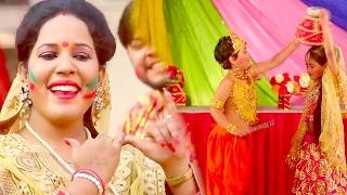 getlinkyoutube.com-होलिया खेले श्याम लल्ला - Holi Khele Awadh Me - Smita Singh - Bhojpuri Holi Songs 2017