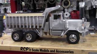 Hayes HD RC Dump Truck