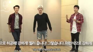 getlinkyoutube.com-[JHH][Vietsub] Clip dạy nhảy đặc biệt của Leeteuk cùng Donghae và Eunhyuk