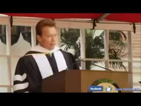 Arnold Schwarzenegger  Life's 6 Rules FULL SPEECH