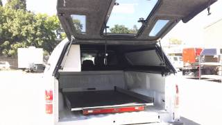 getlinkyoutube.com-A.R.E. CX Series Shell with Options and BedSlide