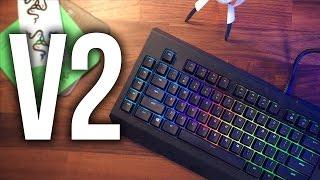 NEW Razer Blackwidow Chroma V2 Keyboard Review - What's new?