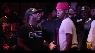 REED DOLLAZ VS CHESS SMACK/ URL RAP BATTLE