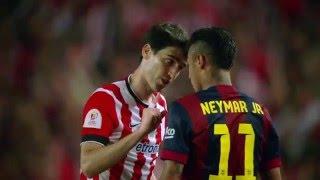 getlinkyoutube.com-Neymar vs Athletic Bilbao (Copa Del Rey Final 2015) HD 720p - English Commentary