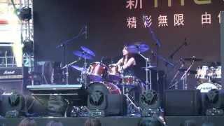 "getlinkyoutube.com-Cute Chen Man Qing ""waka waka"""