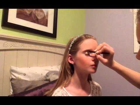 Makeup Tutorial : Preteen birthday party night look