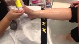 getlinkyoutube.com-كيف تنظيف الأرجل