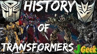 getlinkyoutube.com-История Трансформеров | Transformers