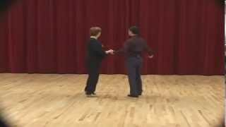 getlinkyoutube.com-Bronze Cha Cha - The Aida Ballroom Dance Lesson