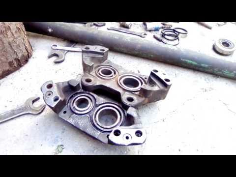 Москвич 2140SL под реставрацию. Серия 4 - Тормозилки