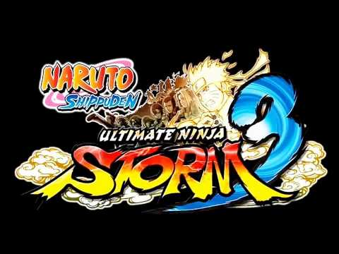 naruto shippuden ultimate ninja storm 3-kyuubi(nine tails) boss theme ost