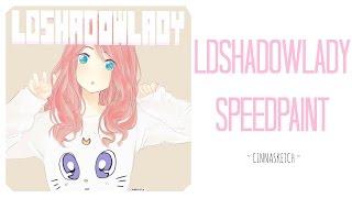 getlinkyoutube.com-LDshadowlady Speedart/Speedpaint