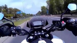 Honda NC750X DCT Walkaround Sound Exhaust