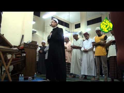 Ustaz Adik Muhammad bin Ahmad Zahid - Solat Tarawih