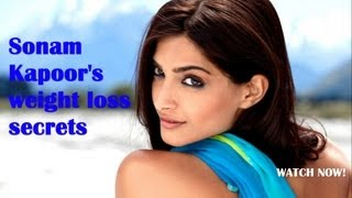 getlinkyoutube.com-Sonam Kapoor's weight loss secrets